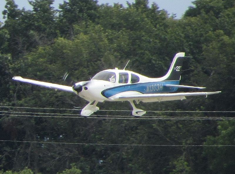 Cirrus SR22 G5 civil