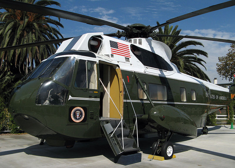 "Sikorsky VH-3A Sea King ""Marine One"""