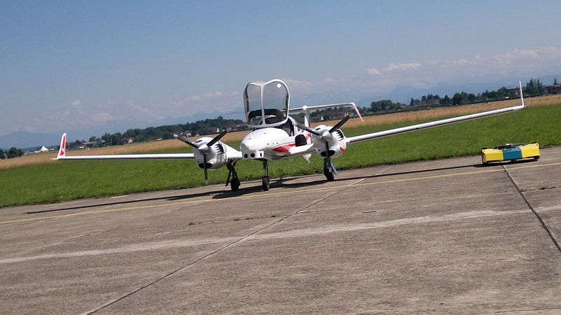 Diamond DA42 Twin Star suisse