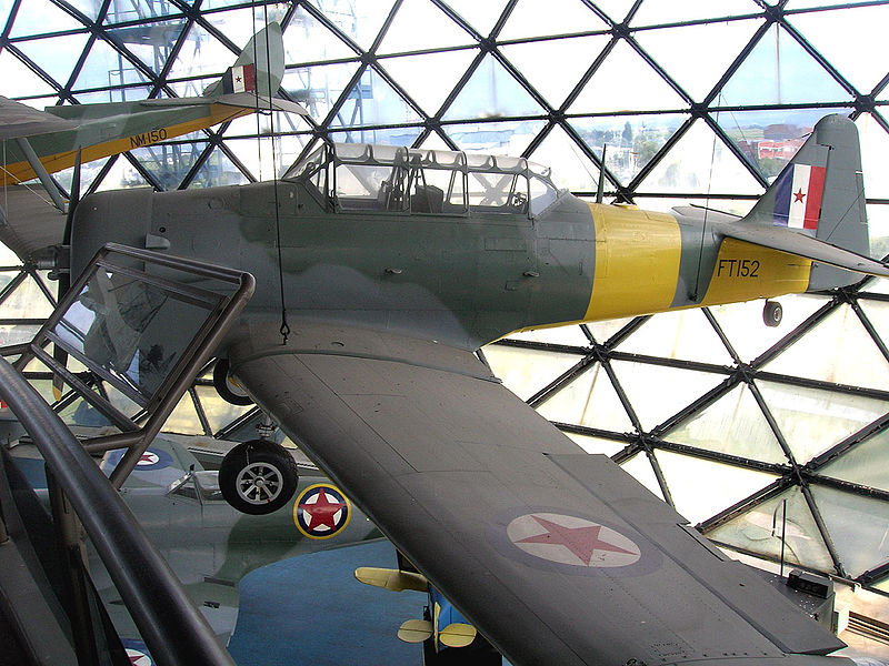 North American T-6G Texan yougoslave