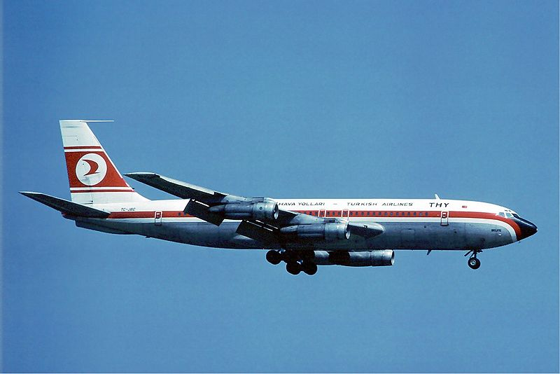 Boeing 707-120 civil