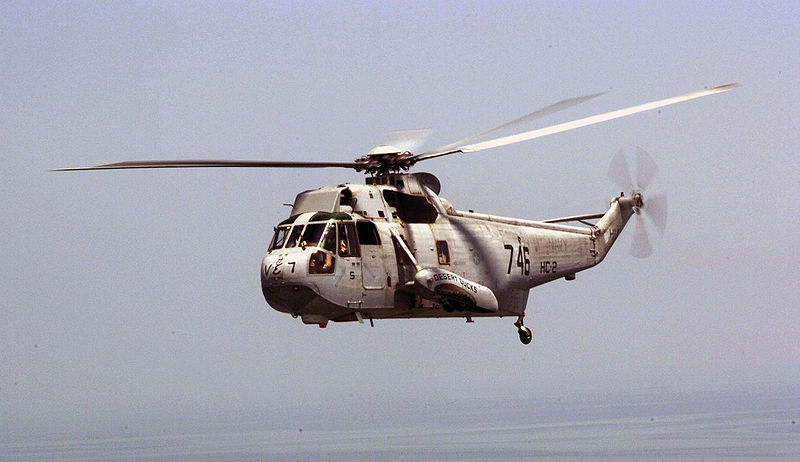 Sikorsky UH-3H Sea King de l'US Navy