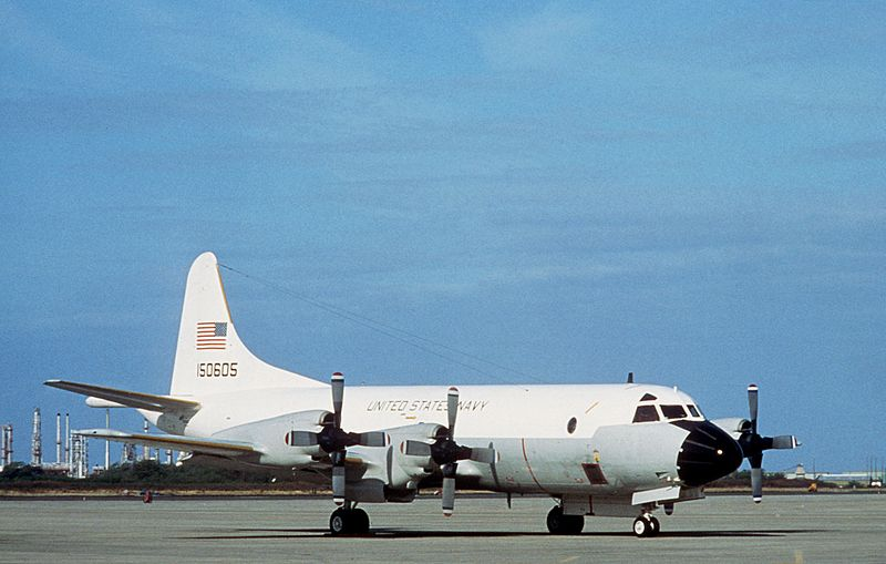 Lockheed UP-3A Orion de l'US Navy