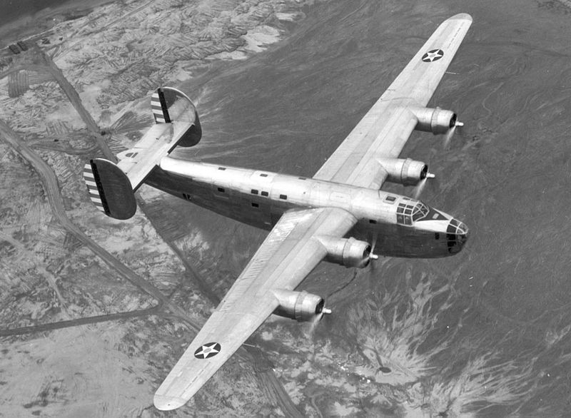 Consolidated XB-24 Liberator