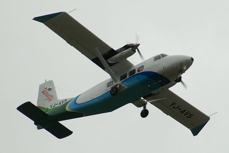 Harbin Y-12IV civil en vol