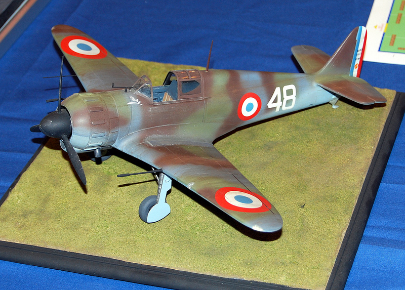 Bloch MB 152 - Maquette