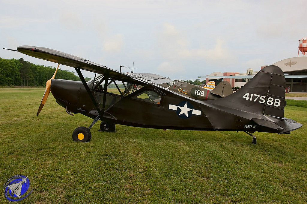 Stinson L-5E Sentinel de collection