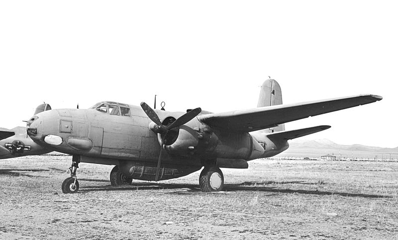 Douglas A-20H Boston de l'USAAF