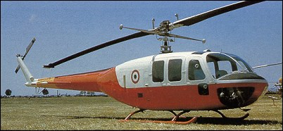 Agusta-Bell AB.102 aux couleurs italiennes