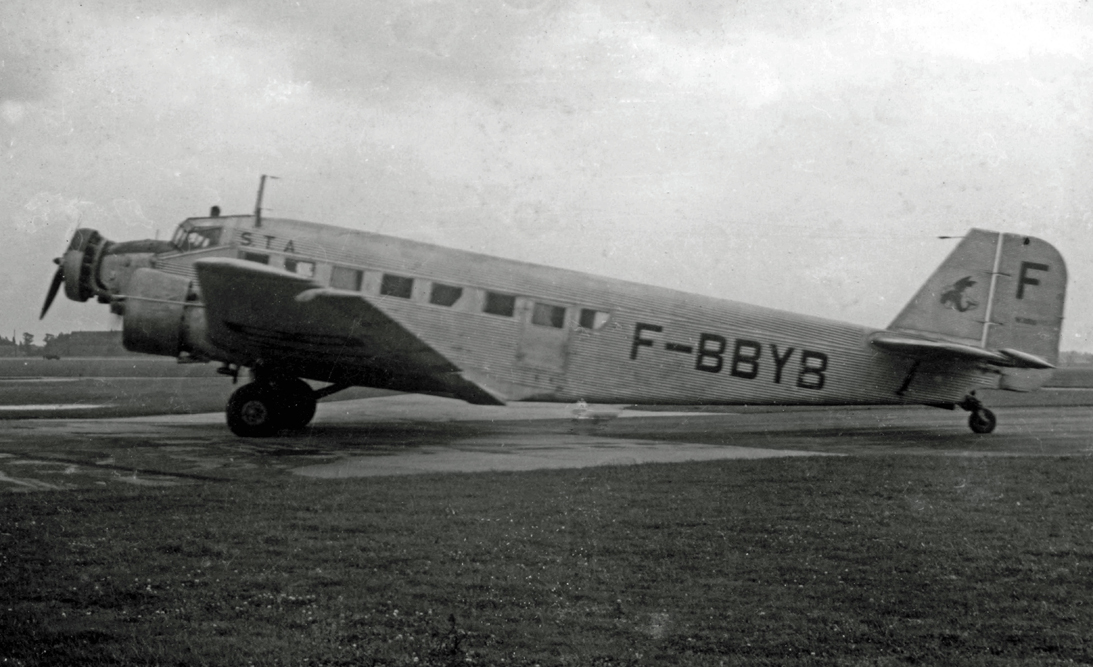 Junkers Ju 52 (AAC-1 Toucan) civil