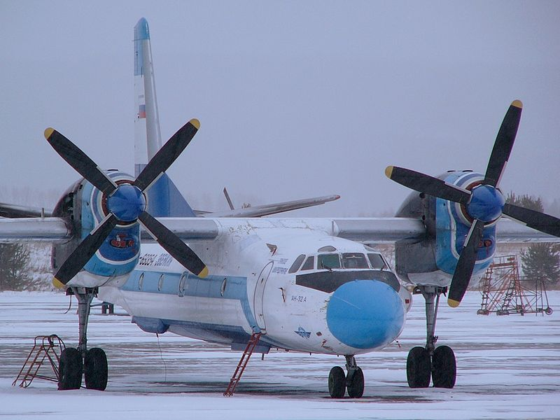 Antonov An-32A civil