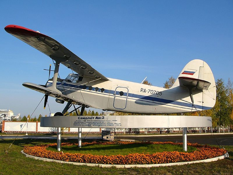 Antonov An-2P civil
