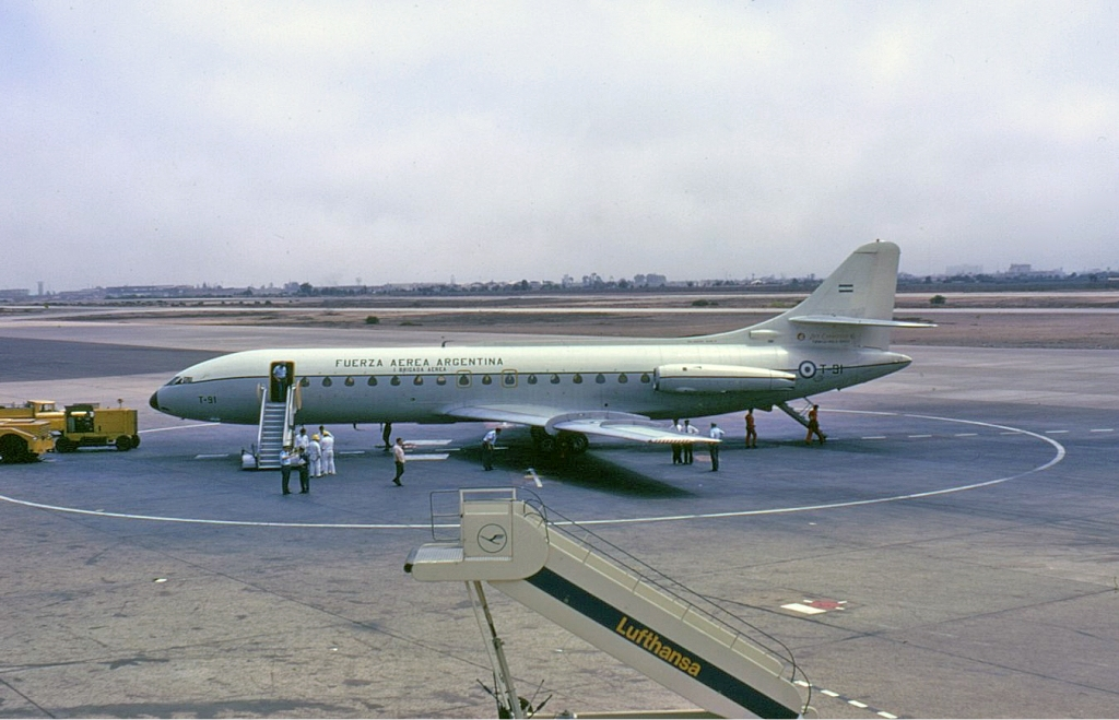 Sud-Aviation SE-210 Caravelle VI.N argentine