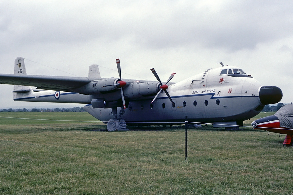 Armstrong Whitworth Argosy T.2 de la RAF