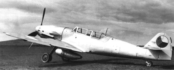 Messerschmitt Bf 109 (CS-99) tchécoslovaque