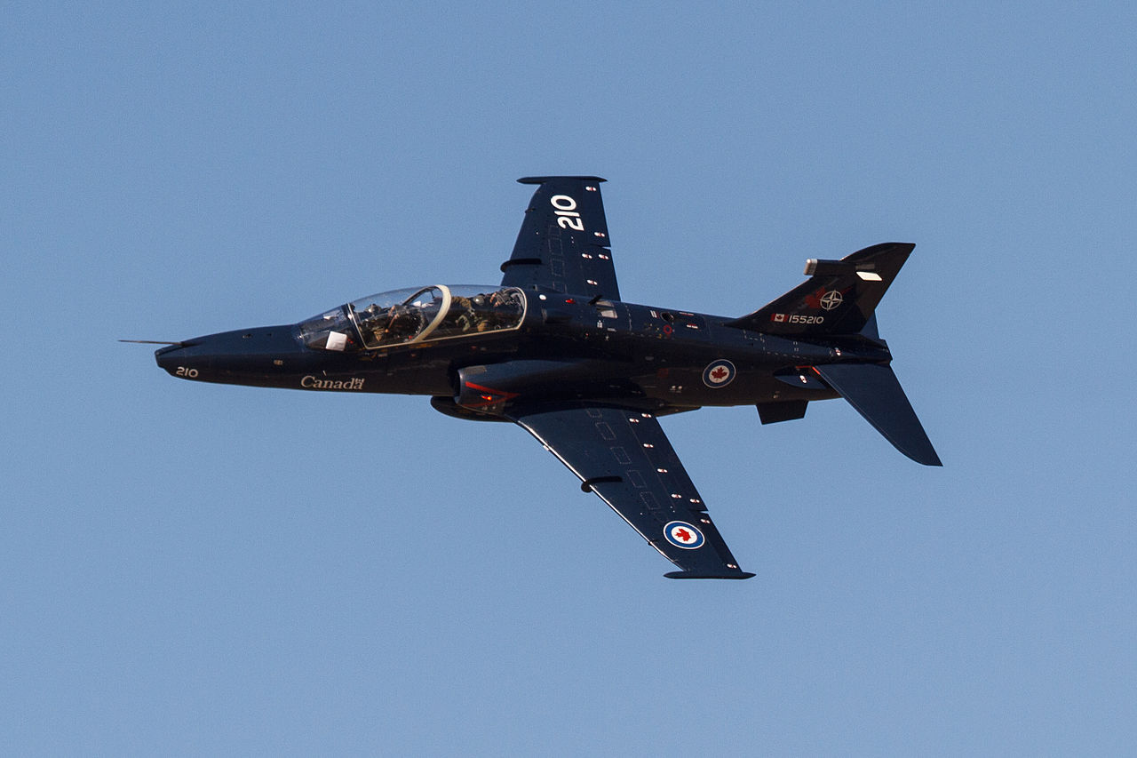 BAe Hawk Mk 115 (CT-155 Hawk) canadien