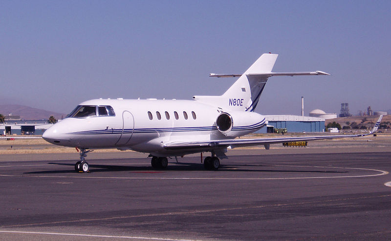 De Havilland DH-125 Hawker 900XP civil