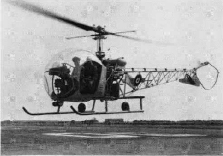 Bell H-13 Sioux (TH-13M) de la marine canadienne