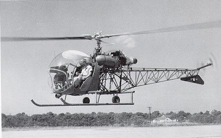Bell H-13 Sioux (XH-13F)