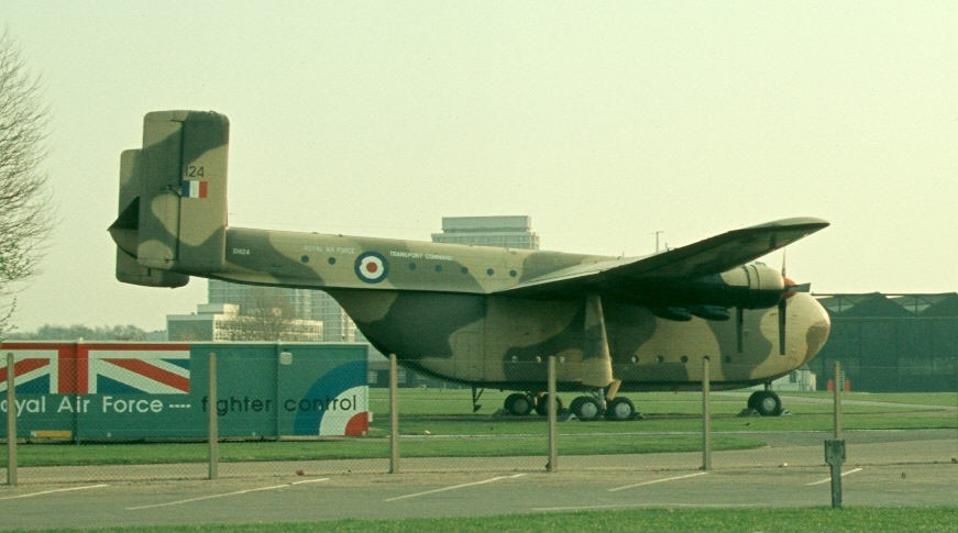 Blackburn Beverley C.1