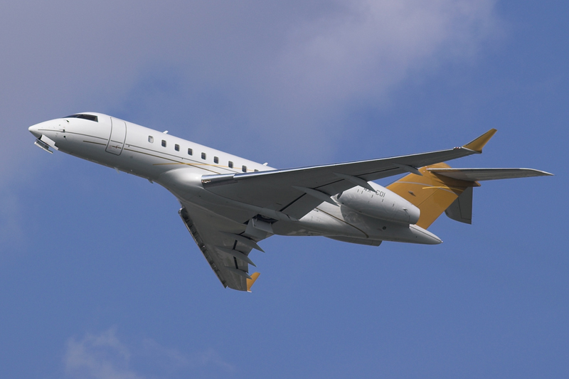 Bombardier BD-700 Global Express 5000 civil