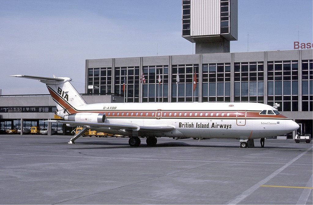 Bac 111 civil en 1985