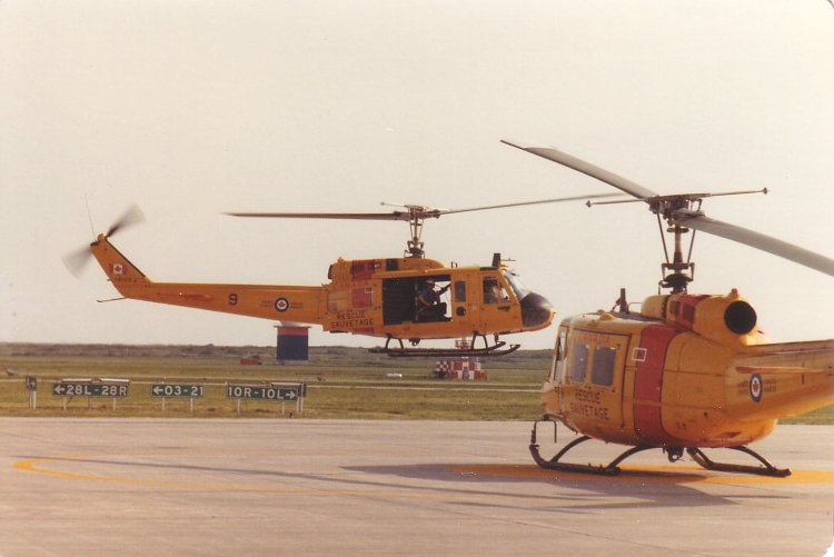 Bell 205 Huey (CH-118 Iroquois) canadien