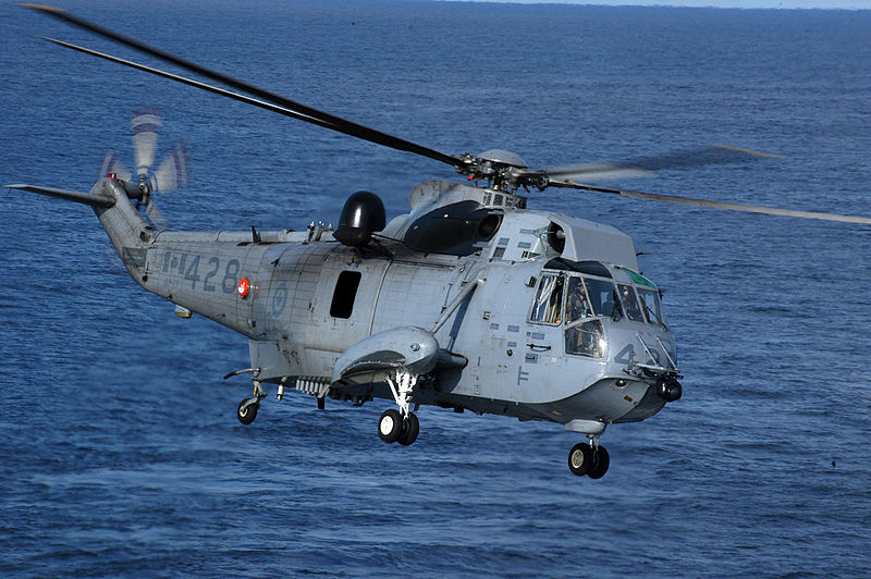Sikorsky H-3 Sea King (CH-124A) canadien