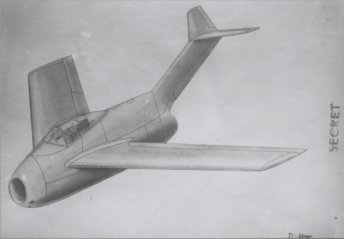 Focke-Wulf Ta 183 Design II - Document original 6