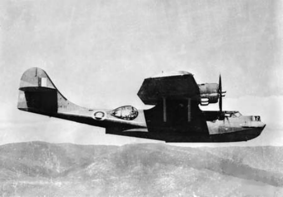 Consolidated PBY Catalina australien