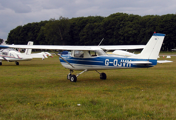 Cessna 150 (F150H) civil