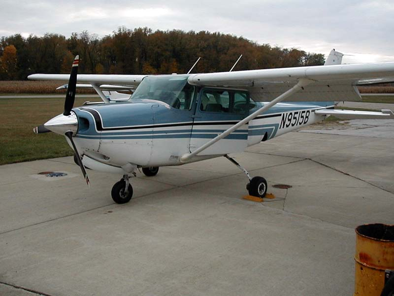 Cessna 172RG Cutlass civil