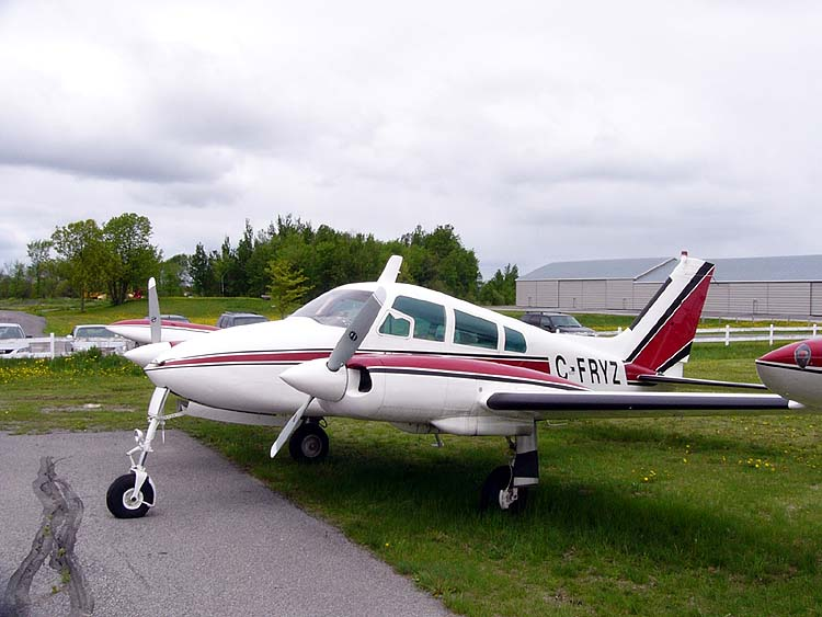 Cessna 310J civil