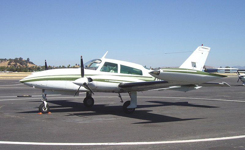 Cessna 310R civil