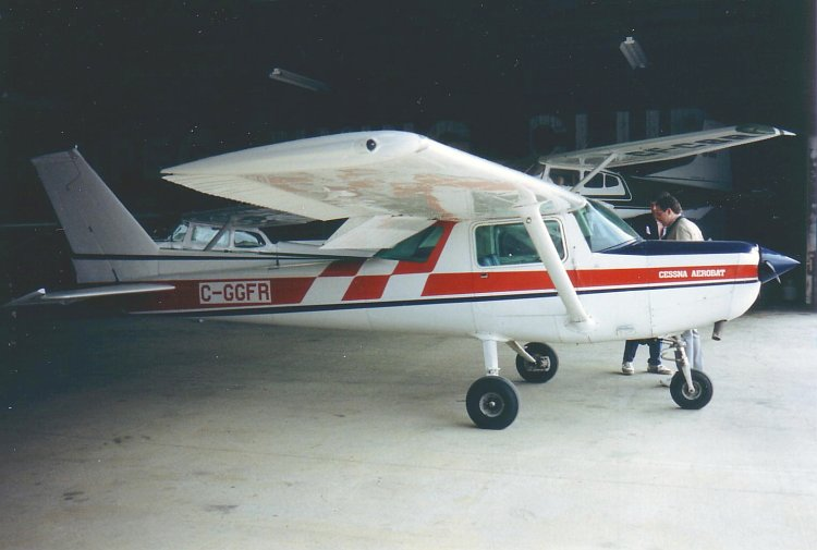 Cessna 152 (A152 Aerobat) civil