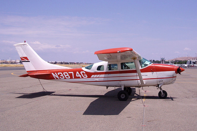 Cessna U206B Stationair civil