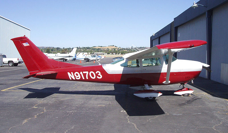Cessna 182M Skylane civil
