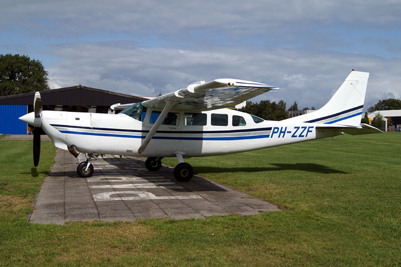 Cessna 207A Stationair civil