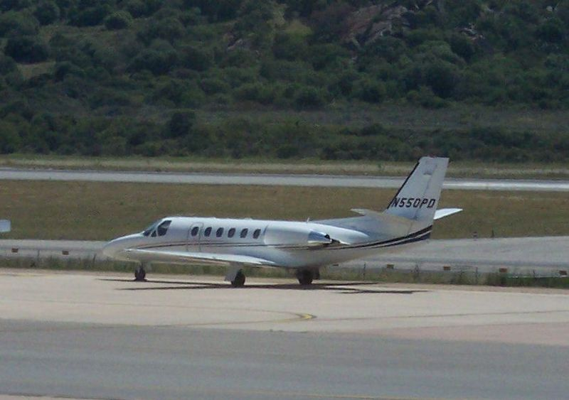 Cessna 550 Citation II civil