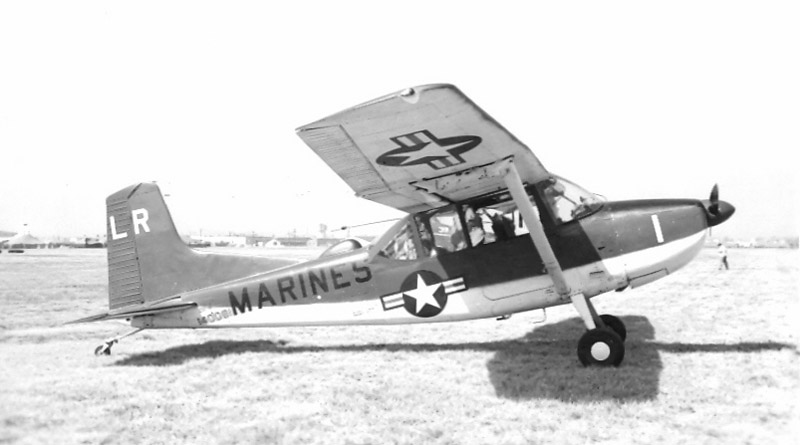 Cessna O-1C Bird Dog de l'USMC