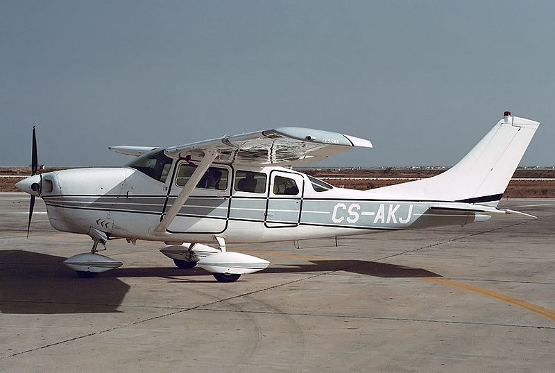 Cessna P206 Stationair civil