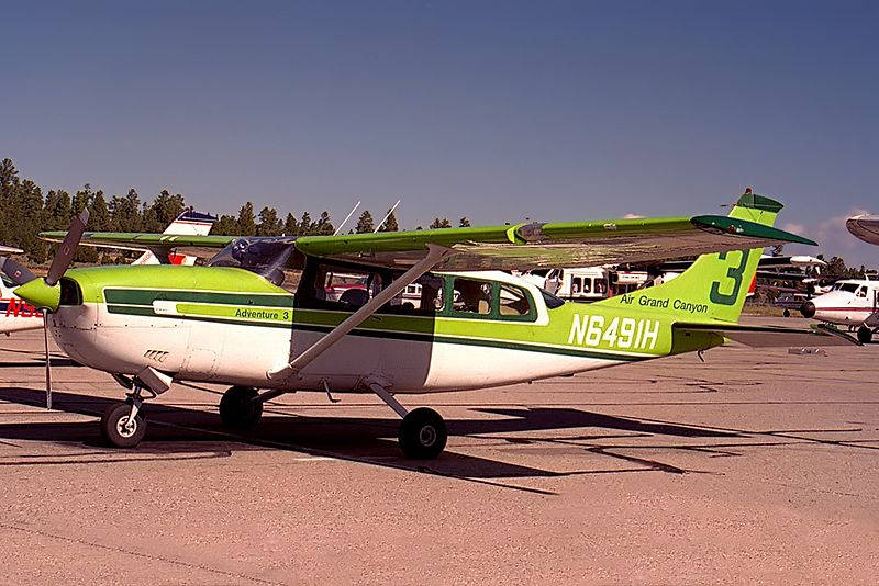 Cessna 207 Stationair (T207A) civil