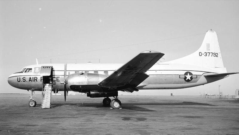 Convair JC-131B de l'USAF