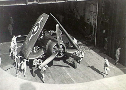 Vought F4U Corsair de la Royal Navy