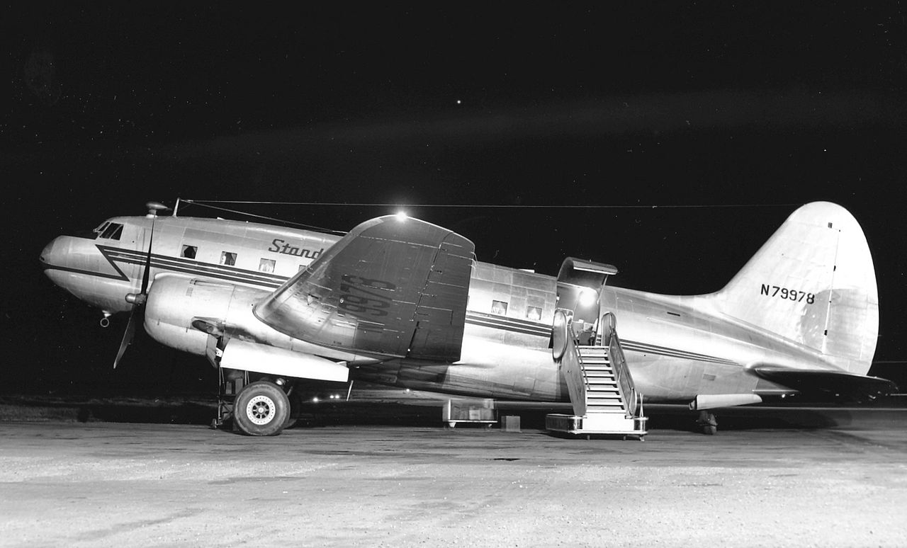 Curtiss C-46E Commando