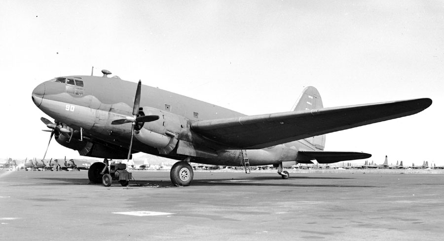 Curtiss C-46 Commando (R5C-1) de l'US Marine Corp