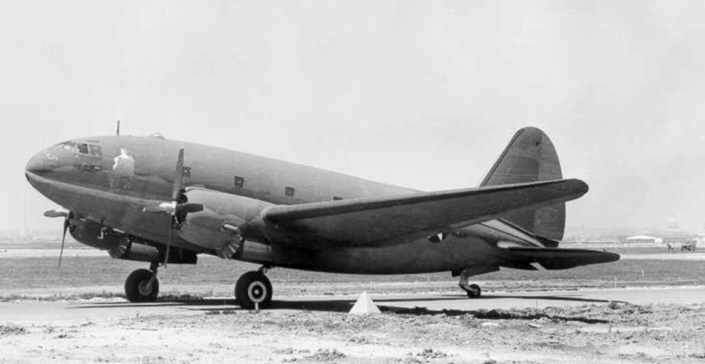 Curtiss C-46 Commando (R5C-1) de l'US Coast Guards
