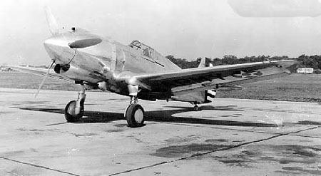 Curtiss P-36 Hawk (XP-42)