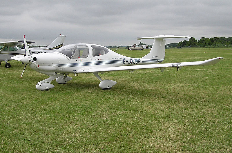 Diamond DA40D Diamond Star civil