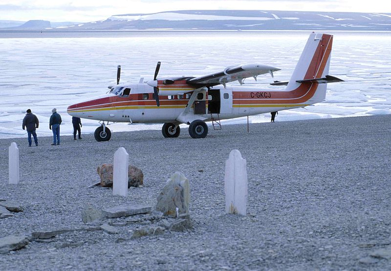 De Havilland Canada DHC-6 Twin Otter civil